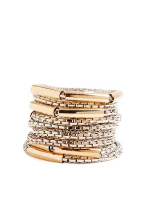 383125-33 (Silver/Gold) Justfab por 14.95€
