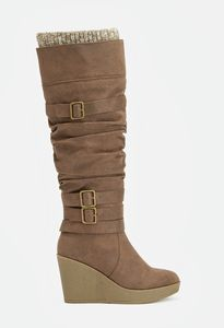 knee high boots high boots justfab