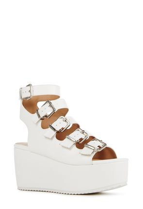 WE1510009-1010 (White) Justfab por 39.95€
